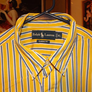 Ralph Lauren Men's size XL shirt